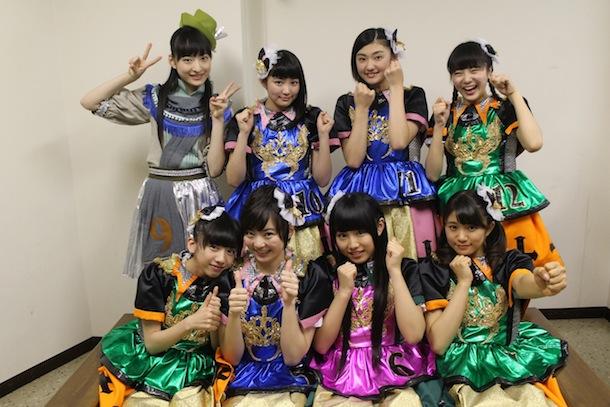 私立恵比寿中学 4月11日 東京エレクトロンホール宮城