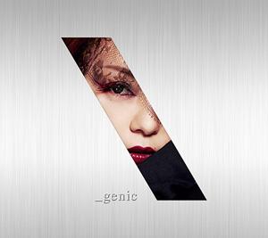 安室奈美恵「_genic」dvd