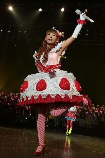 歌手中川翔子