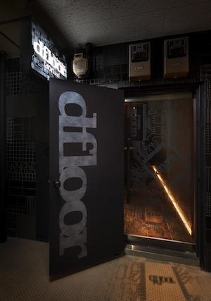 国内唯一のテクノBAR「Techno Bar dfloor」