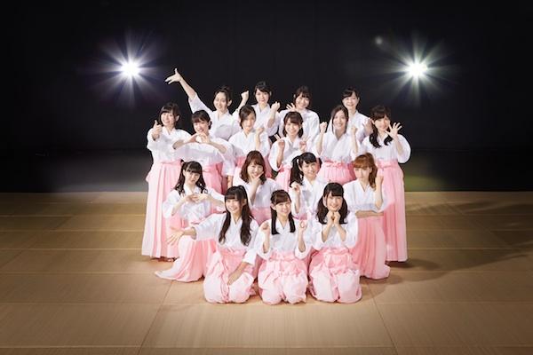 NMB48 Team BⅡ「心の文字を書け!」