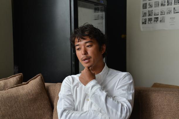 ULTRA JAPAN クリエイティブ・ディレクター 小橋賢児