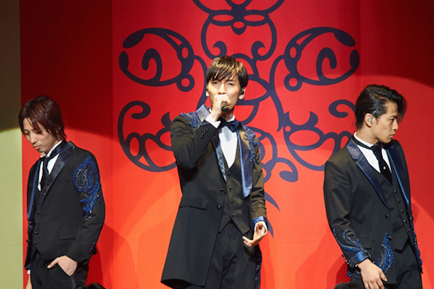 w-inds. 7月18日 森のホール21