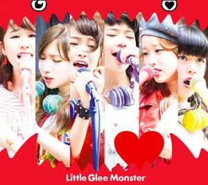 Little Glee Monster「好きだ。」初回生産限定盤