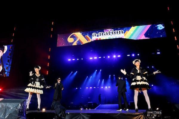 a-nation stadium fes.東京公演 8月29日 FEMM