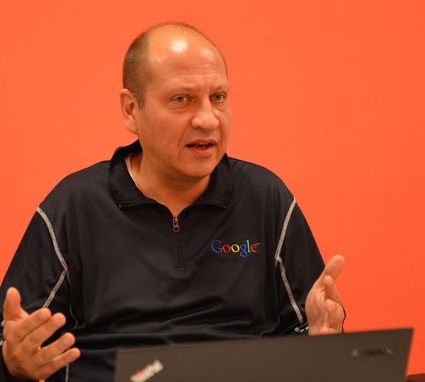 Google Play 音楽パートナーシップ担当ディレクター サミ・ヴァルコネン氏