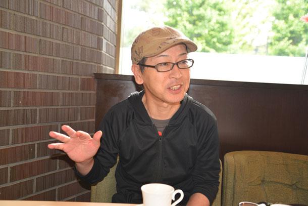 遠藤 ミチロウ 氏
