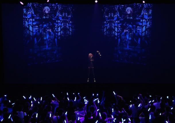 EGOIST 10月3日 上海初のワンマンライブ