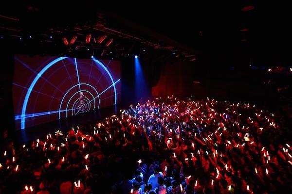 EGOIST 10月3日 上海初のワンマンライブ3