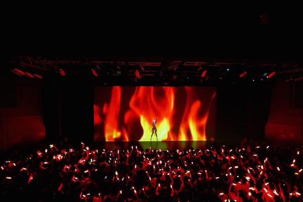 EGOIST 10月3日 上海初のワンマンライブ4