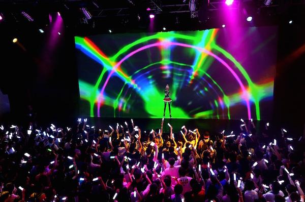 EGOIST 10月3日 上海初のワンマンライブ6