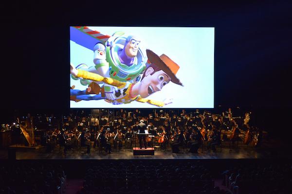© Disney/Pixar 「PIXAR IN CONCERT 2014より」