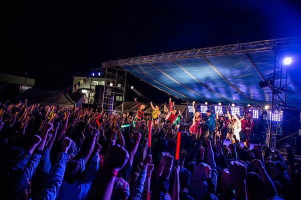 AOMORI ROCK FESTIVAL 2015〜夏...