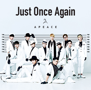 Apeace「Just Once Again」通常盤