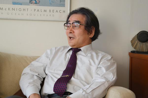 株式会社アストロビジョン 代表取締役 山田 哲久