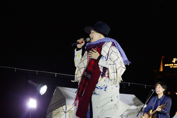 「OTODAMA 空FES 2015 Winter」11月12日 吉田山田