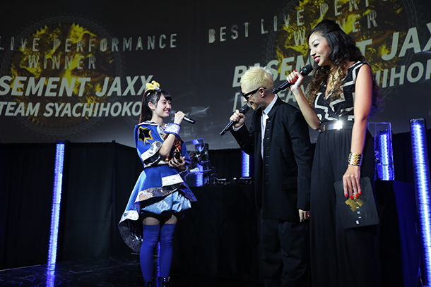 「MTV VMAJ 2015 -THE PARTY!!-」チームしゃちほこ(咲良菜緒)