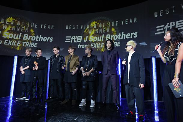 「MTV VMAJ 2015 -THE PARTY!!-」三代目JSB
