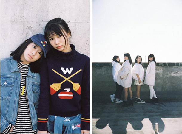東京女子流 × NYLON JAPAN