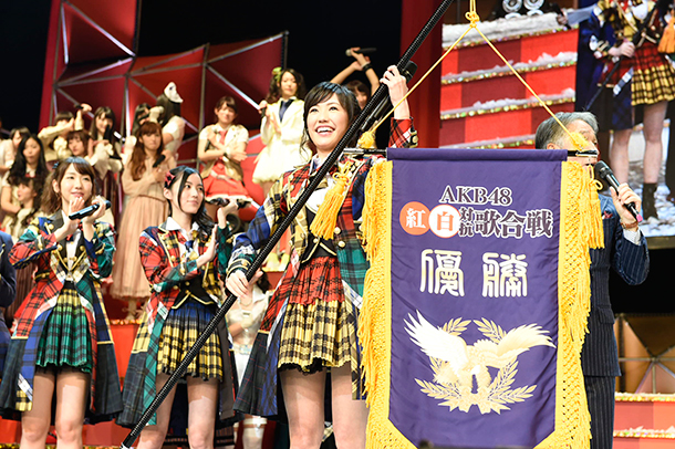 第4回AKB48紅白対抗歌合戦 (C)AKS