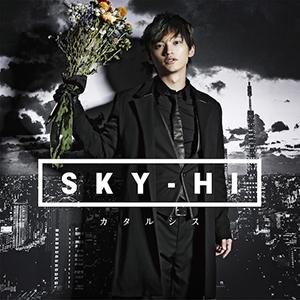SKY-HI「カタルシス」CD+DVD2