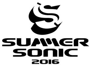 「サマーソニック 2016」ロゴ