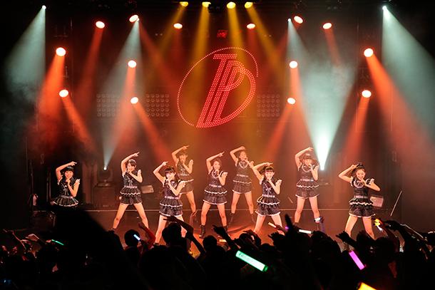 東京パフォーマンスドール 12月27日 CBGKシブゲキ!!