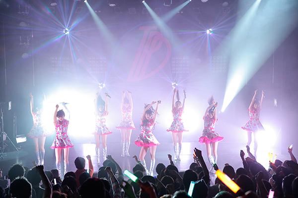 東京パフォーマンスドール 12月27日 CBGKシブゲキ!!2
