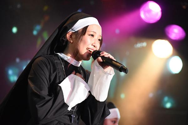 Cheeky Parade 12月26日 六本木ニコファーレ3