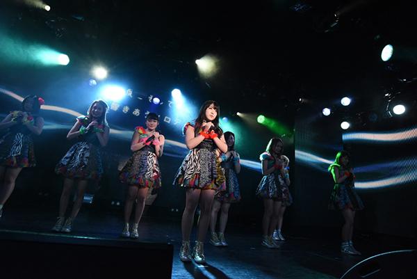 Cheeky Parade 12月26日 六本木ニコファーレ7