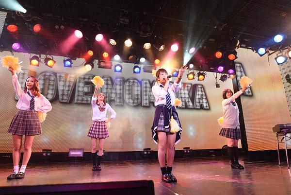 Cheeky Parade 12月26日 六本木ニコファーレ6