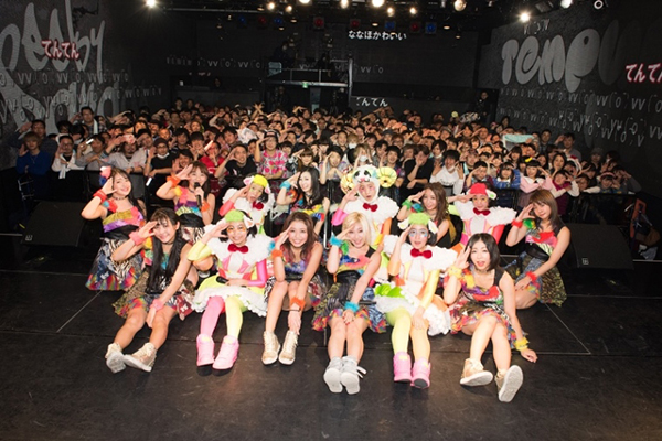 Cheeky Parade 12月26日 六本木ニコファーレ8