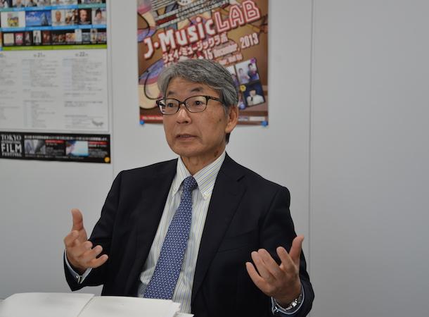 日本レコード協会 副会長、キングレコード(株) 代表取締役社長 重村博文