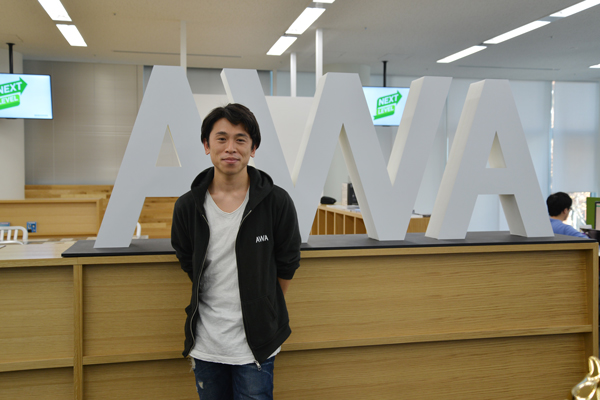 AWA(株) 取締役 小野哲太郎氏