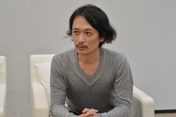 ソニー・ミュージックレーベルズ 灰野氏