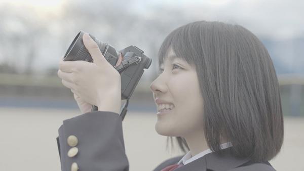 Saku「春色ラブソング」ミュージック・ビデオ2