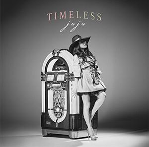 JUJU「TIMELESS」通常盤
