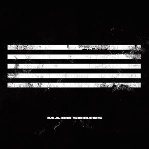 BIGBANG「MADE SERIES」通常盤 CD+DVD