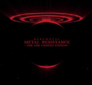 BABYMETAL「METAL RESISTANCE」WEB会員限定