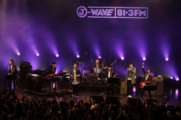 J-WAVE BEAT PLANET LIVE 2016」...