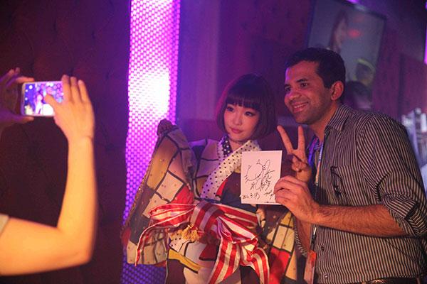 Yun*chi 「SXSW JAPAN HOUSE 2016」