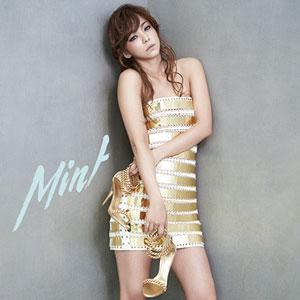 安室奈美恵 シングル「Mint」(CD+DVD)