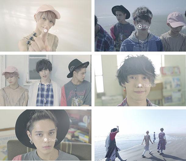 XOX シングル「Ex SUMMER」MV