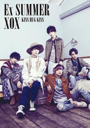XOX シングル「Ex SUMMER」初回A