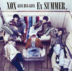 XOX シングル「Ex SUMMER」通常