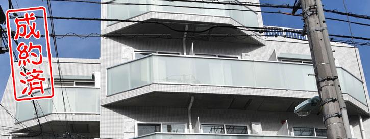 【成約済】目黒区 中目黒  新築楽器可防音賃貸マンション