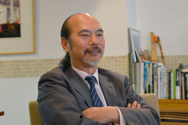 高橋 信彦 氏 (株)ロードアンドスカイ 代表取締役社長
