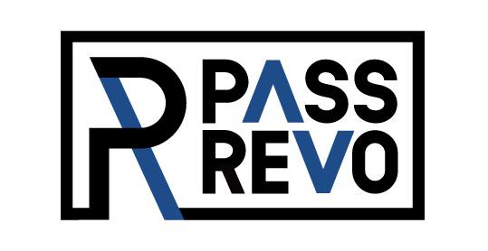 新会社「パスレボ」ロゴ