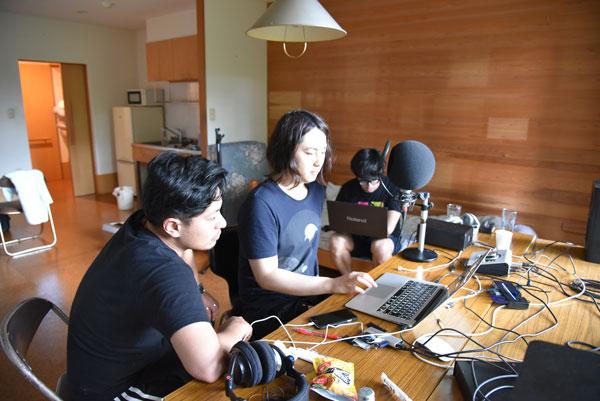「Creators Camp in 真鶴 2016」5月29日