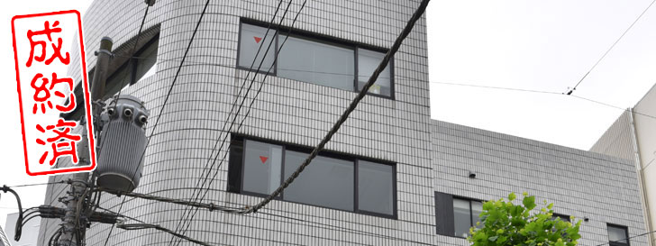 【成約済】渋谷区渋谷 録音スタジオ2箱+1ブース+オフィスの譲渡物件